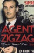 A Zigzag; Lover Traitor Hero Spy