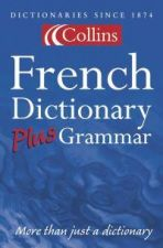 French Dictionary Plus Grammar