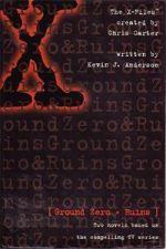 The X-Files Omnibus - Ground Zero and Ruins
