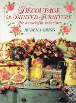 Decoupage & Painted Furniture for beautiful interiors