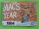Mac's Year 1984 Cartoons from the Daily Mail