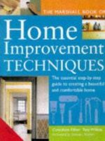 The Essential Book of Home Improvement Techniques