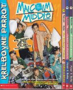 Malcolm in the Middle collection (4 books)