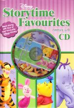 Storytime Favourites Treasury With CD