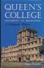 Queens College, University of Melbourne