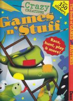 Games collection (2 books)