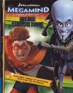 Megamind Colouring and Activity Collection (5 books)