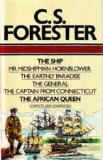The Ship; Mr. Midshipman Hornblower; The Earthly Paradise; The General; The Captain from Connecticut; and The African Queen