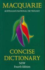 Macquarie Concise Dictionary