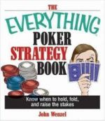 The Everything Poker Strategy Book