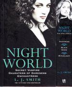 Night World --2 Books --Volume 1&3