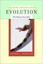 Evolution - The History of an Idea