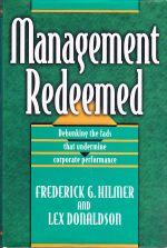 Management Redeemed