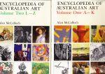 Encyclopedia of Australian Art, 2 Volumes (A-K) & (L-Z)