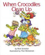 When Crocodiles Clean Up
