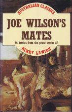 Joe Wilson's Mates
