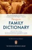 Penguin Family Dictionary