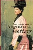 Oxford Book of Australian Letters