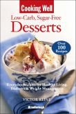 Cooking Well Low-Carb, Sugar-Free Desserts
