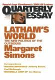Quarterly Essays: Latham's World