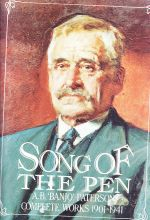 Song of the Pen: 1901-1941
