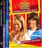 Collections of Disney High School Musical - 4 books