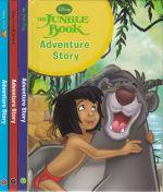 Disney 4 Favourite Adventures - Boxed Set (4 Books)