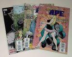 Vertigo Comics Angel and the APE