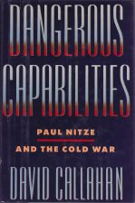 Dangerous Capabilities : Paul Nitze and the Cold War