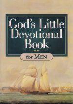God's Little Devotional Book , for Men