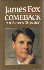 Comeback, An Actor's Direction