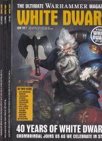 White Dwarf Magazine Collection