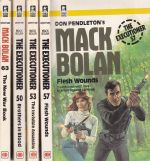 Mack Bolan Collection #50, #53, #57, #63