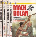 Mack Bolan Series 4 Titles