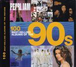 100 Best-Selling Albums of the 90's