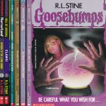 Goosebumps Collection x 6 titles