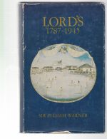 LORD'S  1787-1945