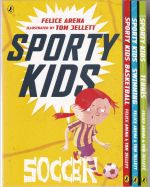 Sporty Kids Collection (4 books)