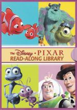 The Disney Pixar Read-Along Library