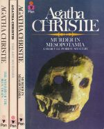 Murder in Mesopotamia/The ABC Murders/The Mystery Of The Blue Train