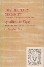 The Military Necessity (Servitude et Grandeur militaires)