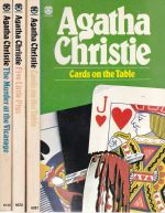 Cards On The Table/Five Little Pigs/The Murder At The Vicarage