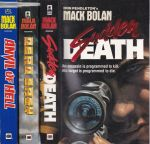 Mack Bolan Collection 3 x Titles
