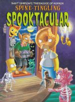 Bart Simpson's Treehouse of Horror: Spine-Tingling Spooktacular