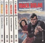 Mack Bolan Series  4 Titles