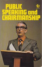 Public Speaking and Chairmanship