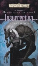 Insurrection : War of the Spider Queen Book 11