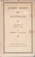 Jemmy Green in Australia - A Comedy in Three Acts
