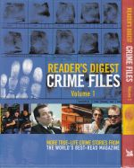 Reader's Digest Crime Files Vol 1 & 2 (Two Books)