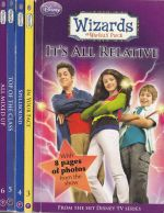 Wizards of Waverly Place Series (5 books)